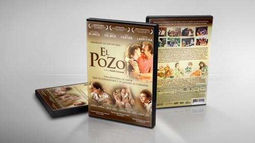 Diseño de arte Digipack DVD