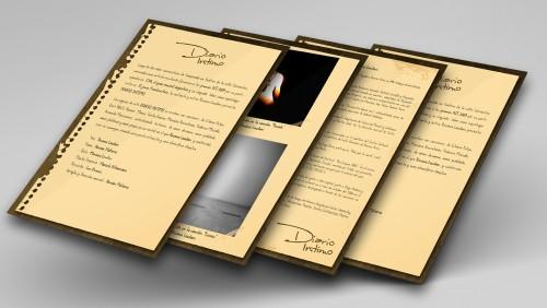 Diseño de hojas A4