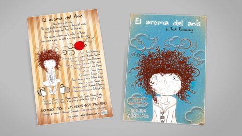 Diseño de postales