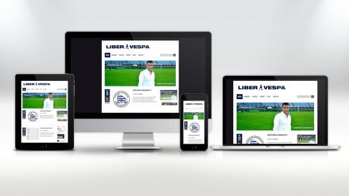 Desarrollo de diseño web multiplataforma